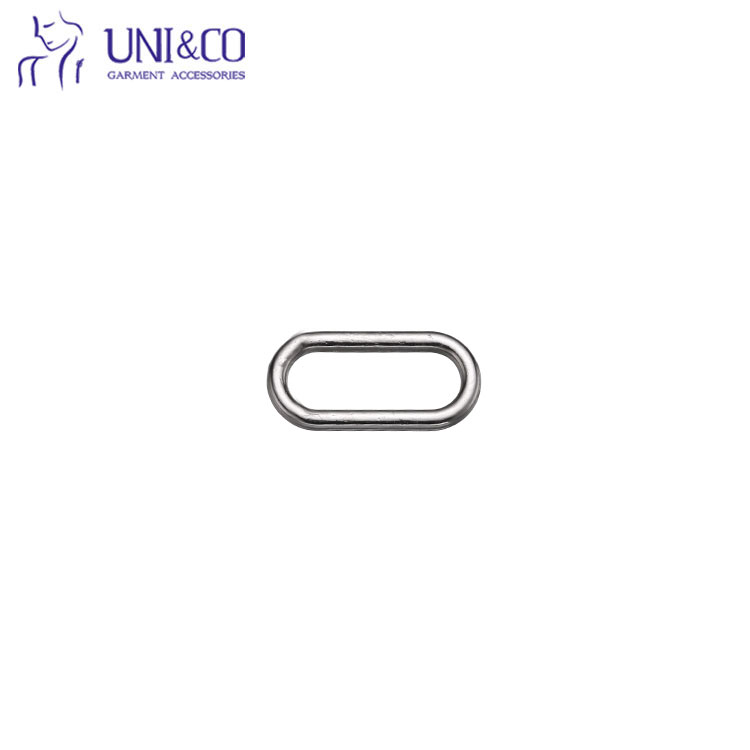 Oeko-tex 100 Rustless Underwear Metal Bra Ring Bra Hook Bra Slider