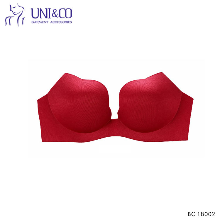 Push Up Removable Sponge Bra Pad Sports Bra Foam Insert Molded Bra Cups